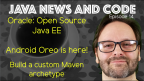 Java News and Code, Episode 14